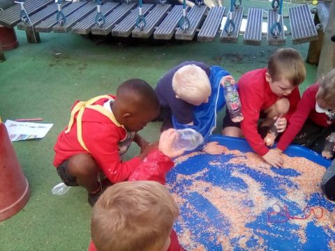 messy play 2019